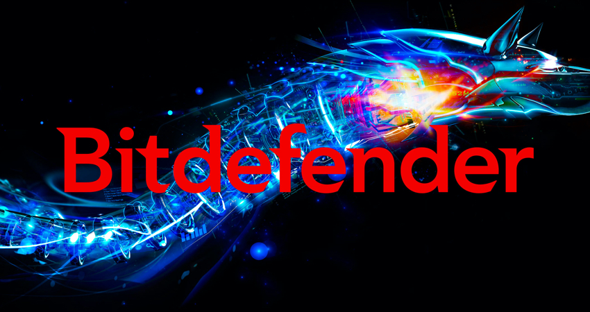 Antivirus software Bitdefender