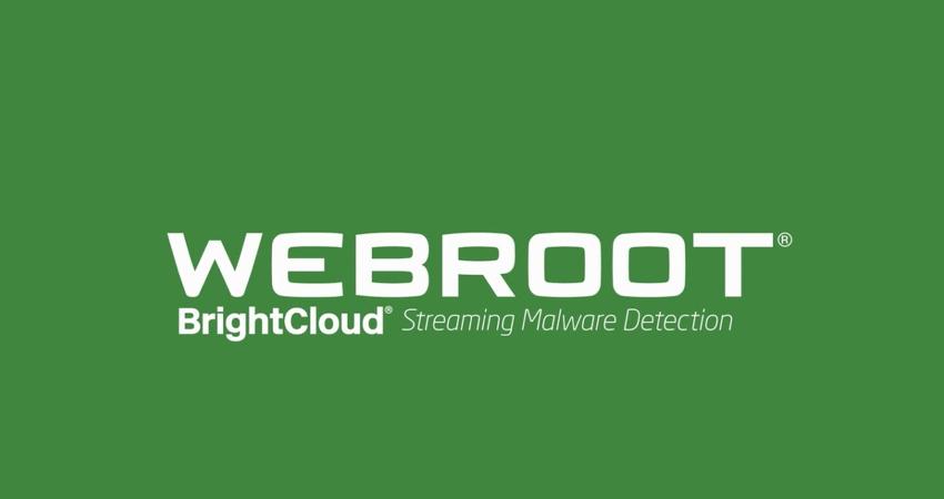 Antivirus software Webroot