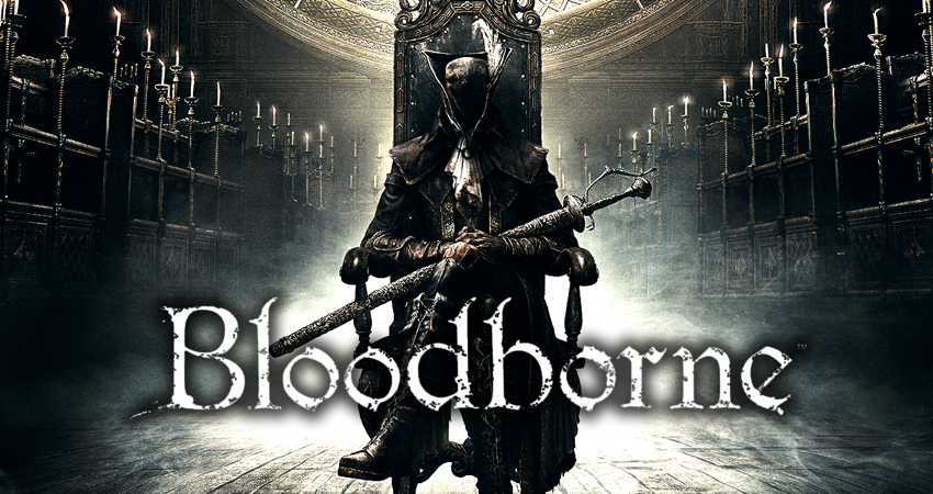 Bloodborne 1 game for Playstation 4
