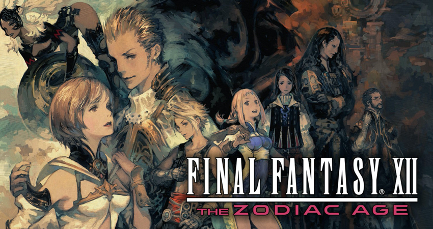 Final Fantasy XII for Playstation 4