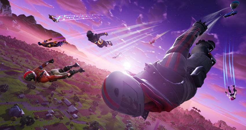 Fortnite Battle Royale for Playstation 4