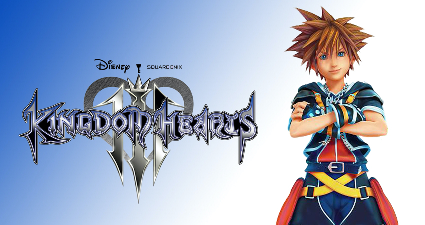 Kingdom Hearts 3 for Playstation 4