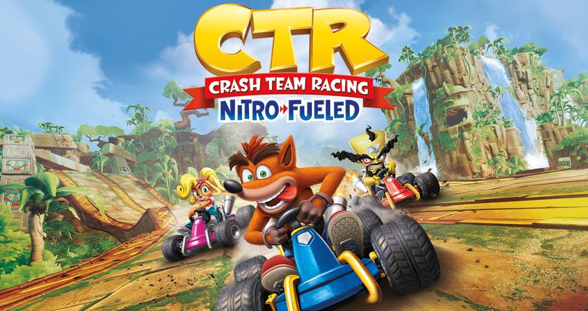 Crash Bandicoot Nitro Fuelled for Xbox One