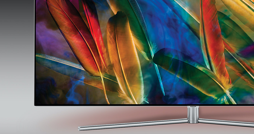 QLED television